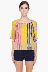 00 marc by marc jacobs kay stripe sweater t shirt $ 170 00 $ 119 00