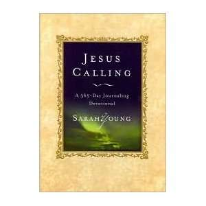 Jesus Calling Publisher Thomas Nelson Sarah Young Books