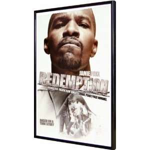 Redemption: The Stan Tookie Williams Story 11x17 Framed