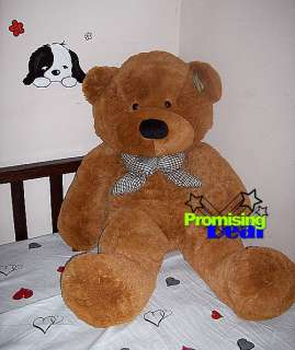 CUTE GIANT 47 TEDDY BEAR HUGE SOFT STUFFED BIG PLUSH