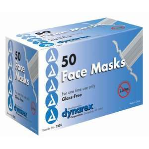 Dynarex Corporation Surgical Tie On Face Mask Home Medical