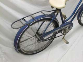 Vintage Huffy Customliner 24 Girls bike Middle Weight New Departure