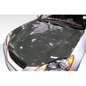 2010 2012 Hyundai Genesis 2DR Duraflex Hot Wheels Hood