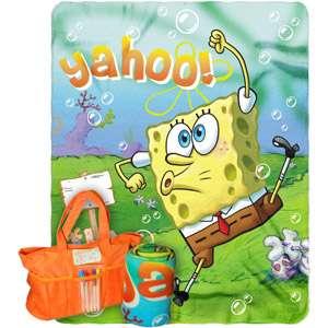Nickelodeon SpongeBob SquarePants Yahoo Hoo Color Me