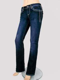 fitting bootcut stretch jeans; A true favorite LA Idol classic jeans