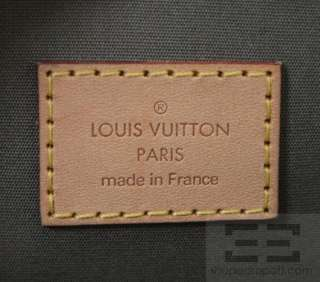 Louis Vuitton Gris Art Deco Monogram Vernis Alma PM Handbag