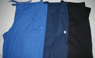 NW Landau Medical Nursery Uniform Scrubs Pants Style 8350 & 7700 Women