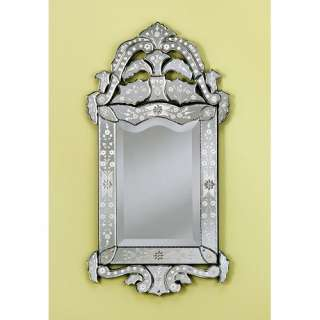 Venetian Gems Donna Wall Mirror Decor