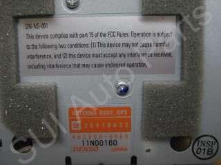 Chevy GMC Silverado Sierra Tahoe GPS Navigation Antenna OEM GM (C84 3z