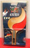 Ping Pong Brand 3 Star Table Tennis Tournament Racket 754806045870