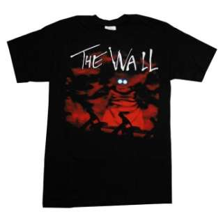 adult t shirt. Has a cool design inspired by Pink Floyds The Wall