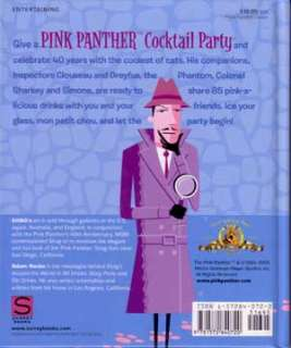 Pink Panther Cocktail Party Book by Adam Rocke SHAG 9781572840720