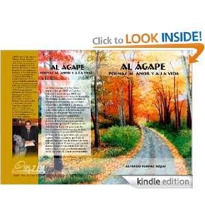Al Ágape Poemas al Amor y a la Vida (Spanish Edition): Alfredo