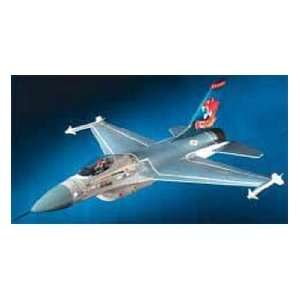 16 Fighting Falcon Ducted Fan RC Jet Airplane (3ch): Toys & Games