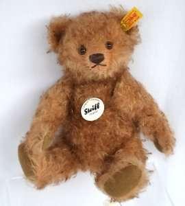 STEIFF   MIMI TEDDY BEAR   BROWN MOHAIR  ACTUAL PHOTOS