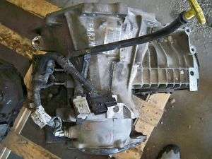 2002 DODGE A604 41TE AUTOMATIC TRANSMISSION STRATUS
