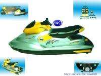 Beautiful 22 Inches Fast RC Jet Ski Speed RC Boat