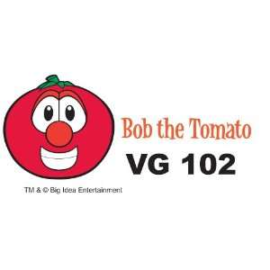Veggie Tales Bob the Tomato Thin Metal Die Set Everything
