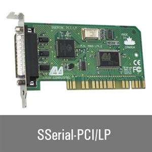 NEW Single Serial PCI   Low Profil (Controller Cards): Office Products